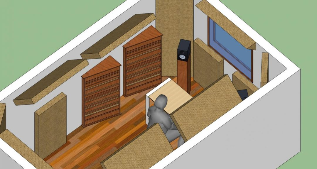 Small Room Acoustic Treatment Produce Like A Pro