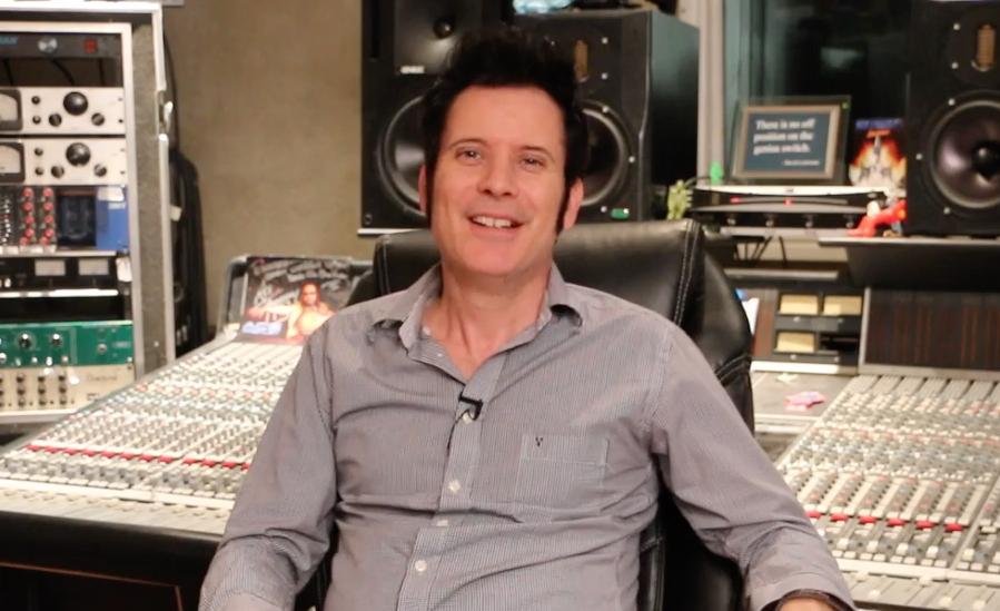 Producing Music Warren Huart