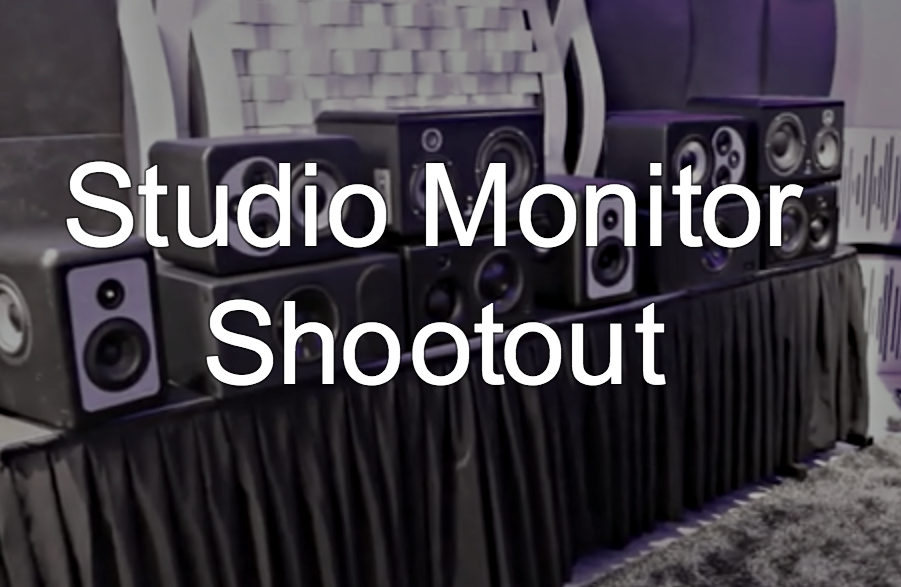 Studio Monitors Shootout