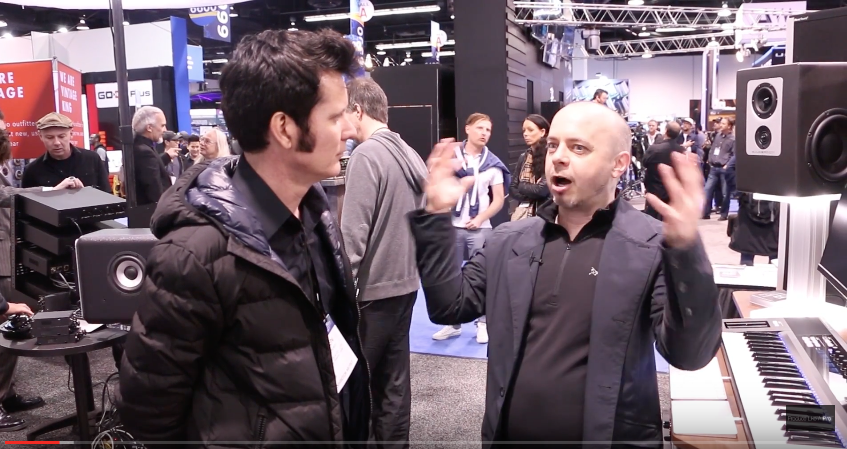 Namm Impressions, Interviews & Gear
