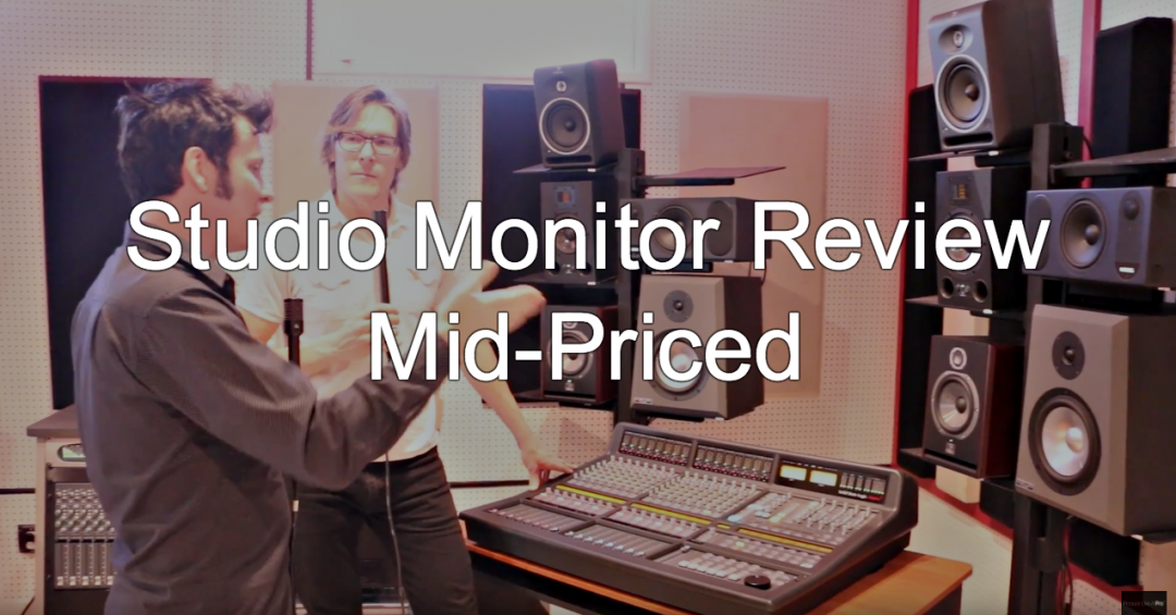 Studio Monitor Review