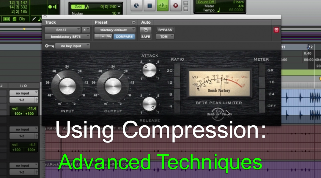 Using Compression