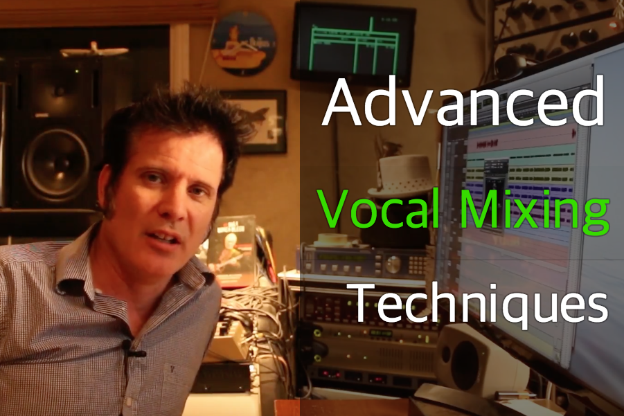Advanced Vocal Mixing Techniques blog