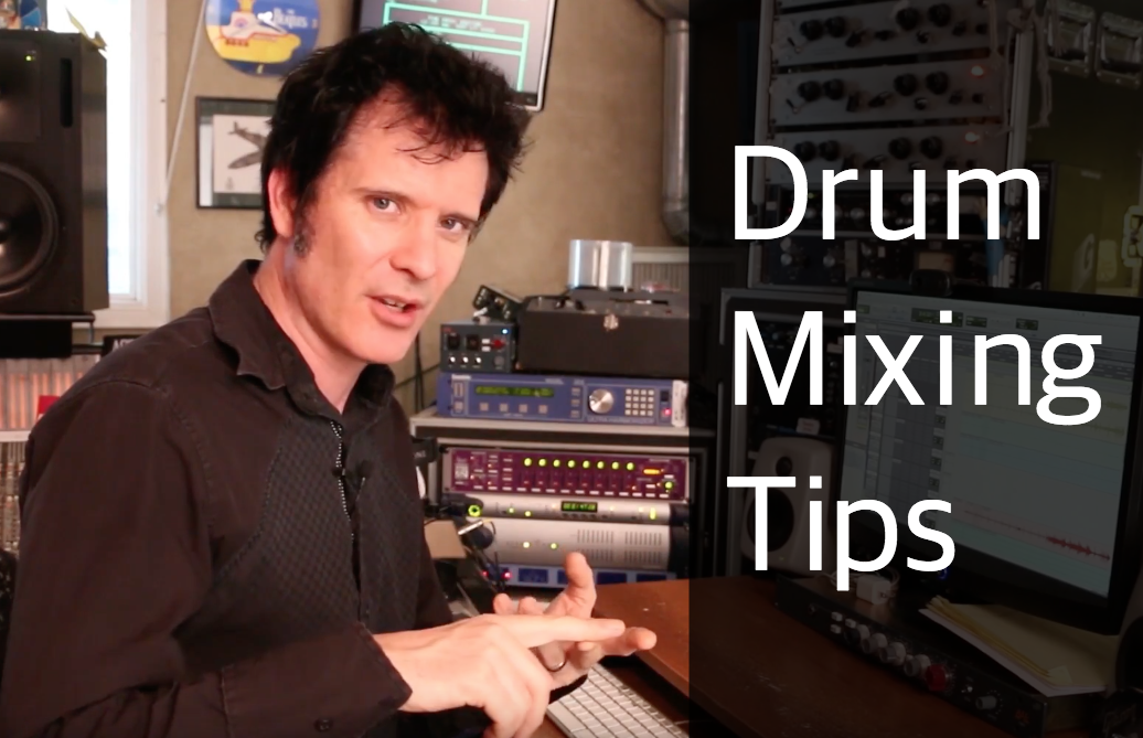 Drum Mixing Tips
