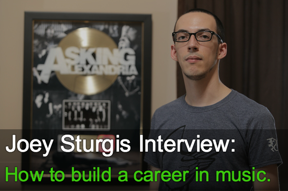 Joey Sturgis Interview