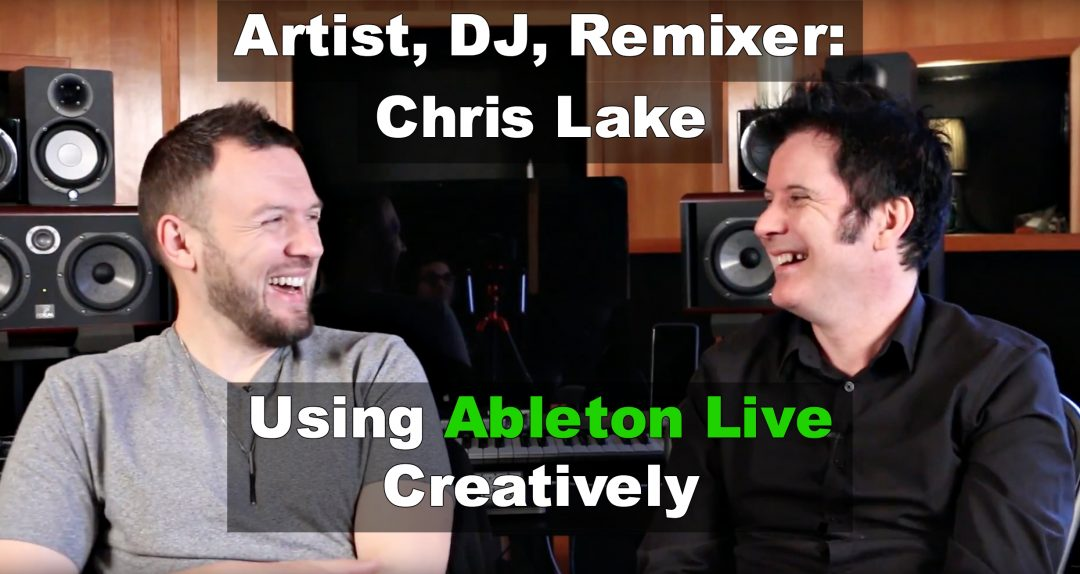 Chris Lake Ableton Live
