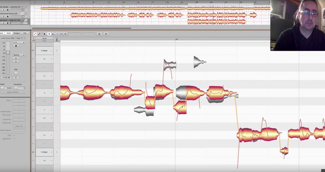 Melodyne 4: Tuning Vocals