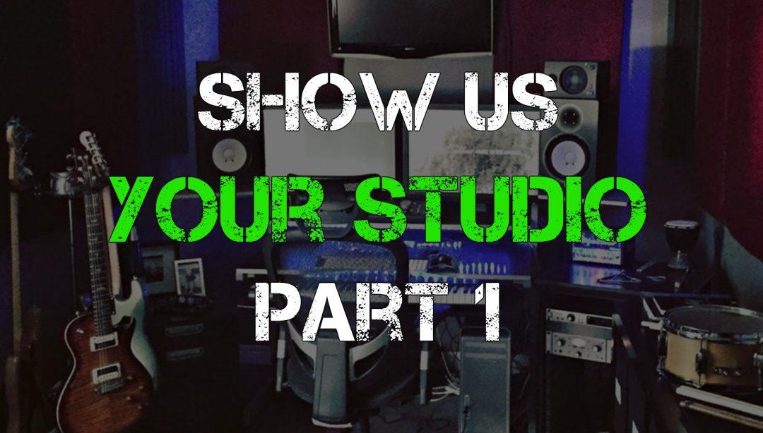 Home studio compilation part 1
