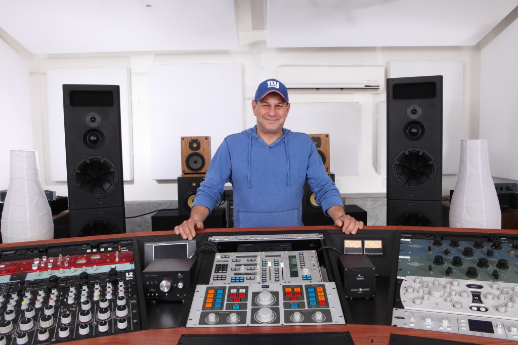 Mastering music with Howie Weinberg