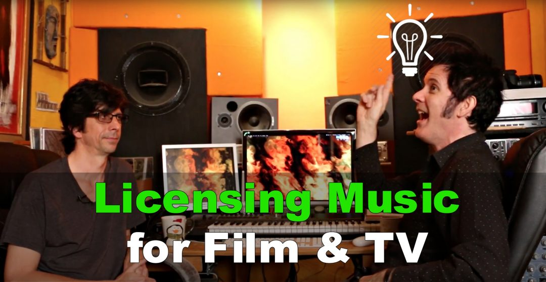 Licensing music for film and TV Blog