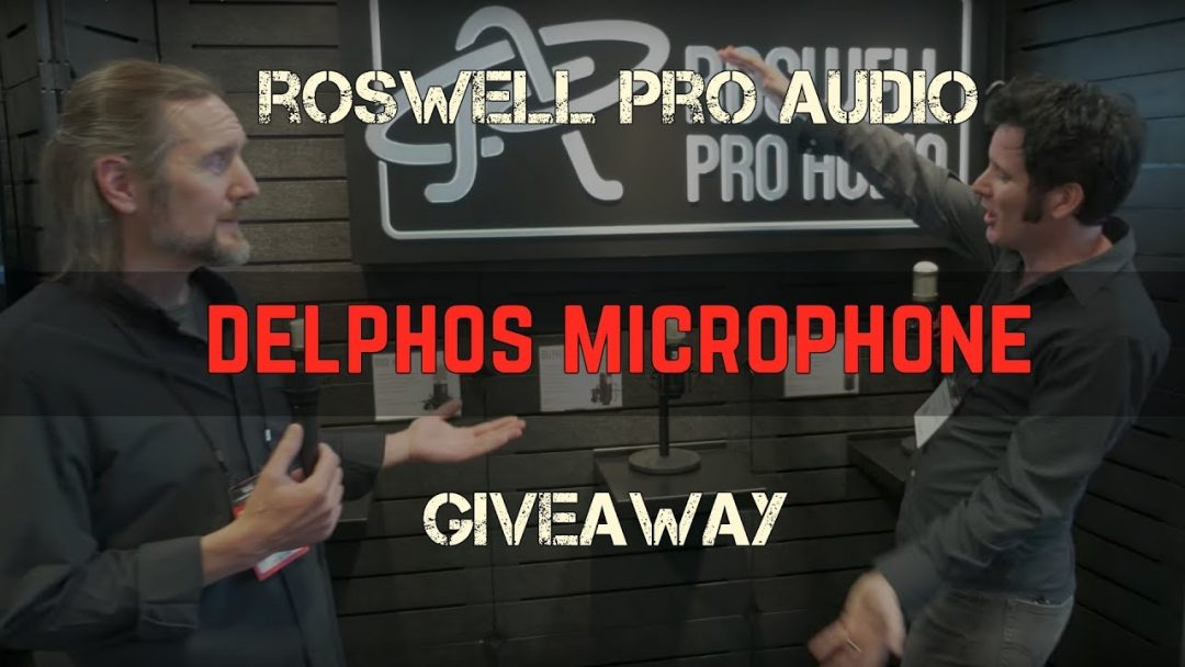 Roswell delphos microphone