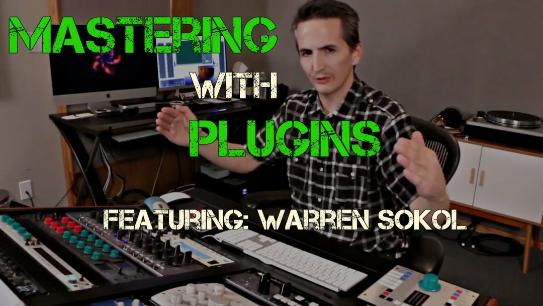 Mastering Music with Plugins