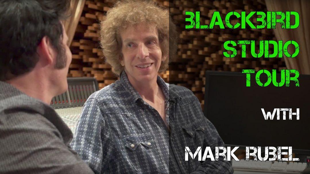 blackbird studio tour