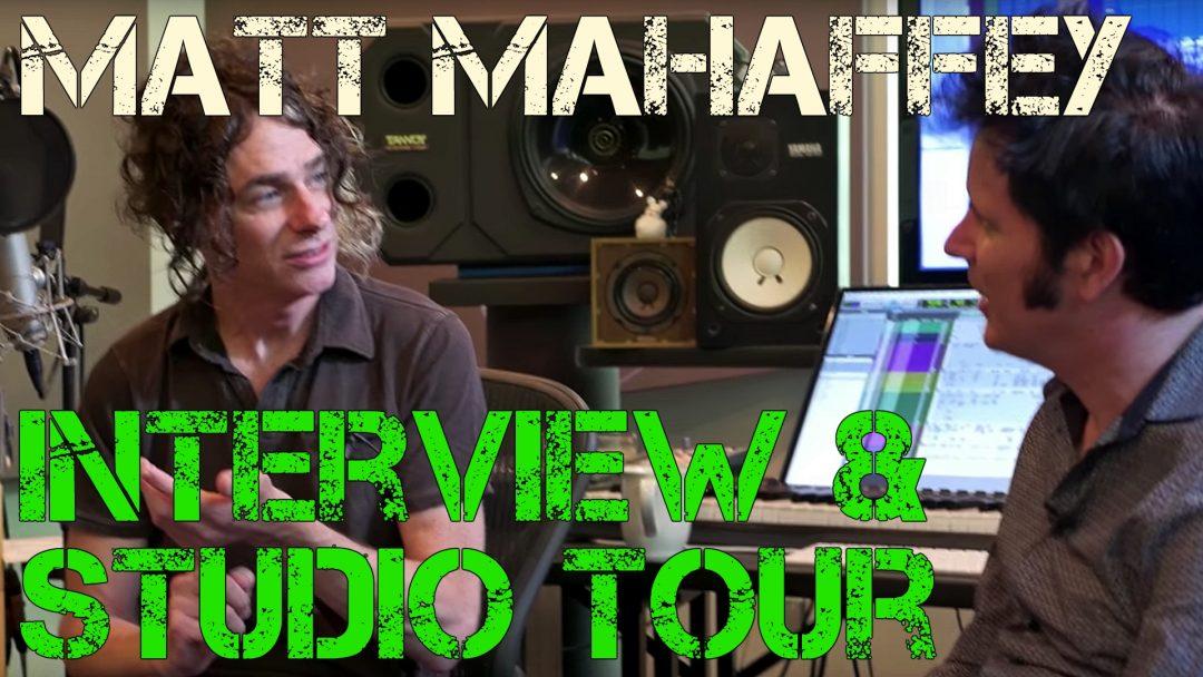 Matt Mahaffey Music Industry
