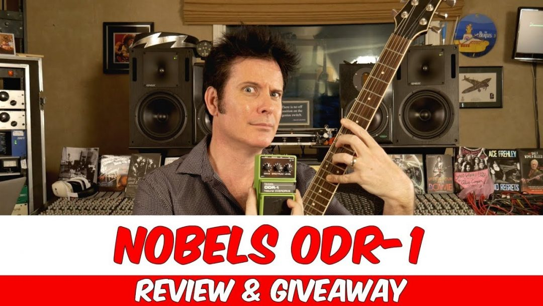 Nobels ODR-1 Review & Giveaway