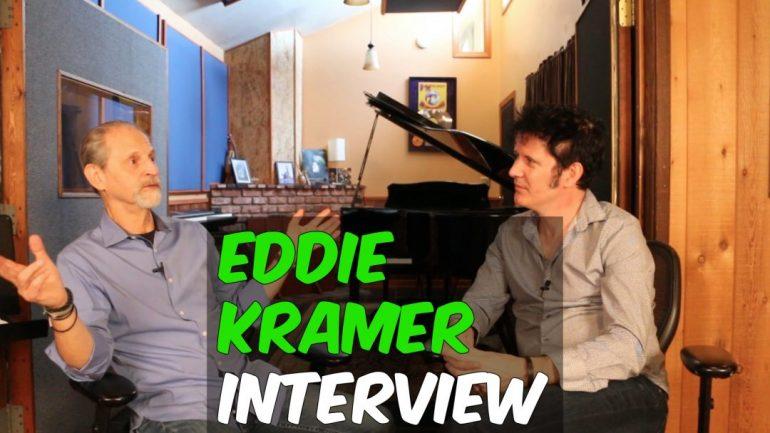 Eddie Kramer Interview (Led Zeppelin, The Rolling Stones