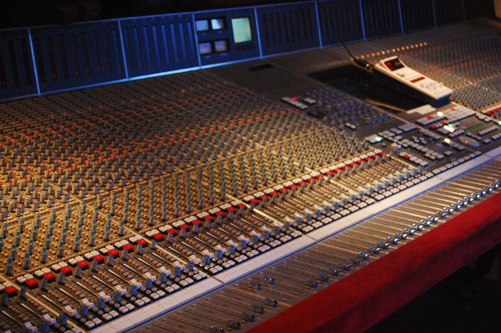 The Audio Mixer: Key Features & Functions - Produce Like A Pro