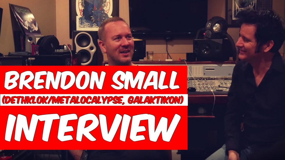 Brendon Small Interview