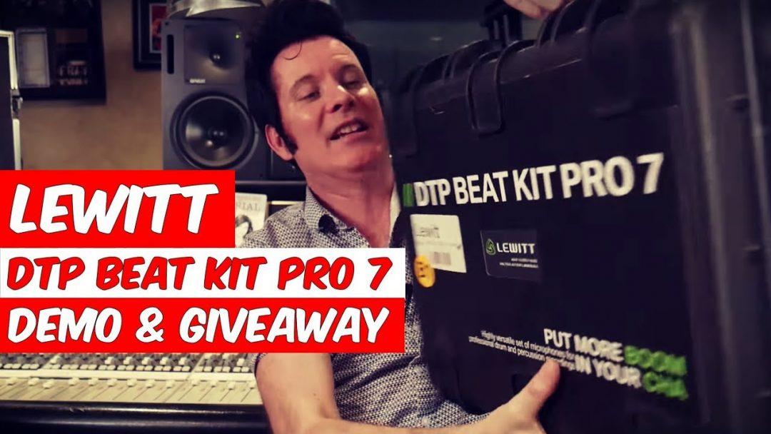 Lewitt Beat Pro 7 Review & Demo