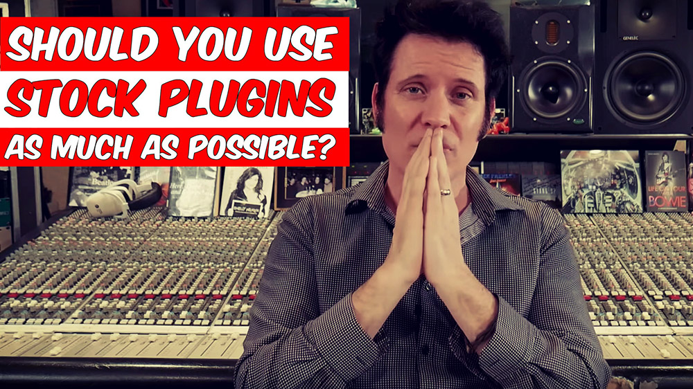Should you use stock plugins?