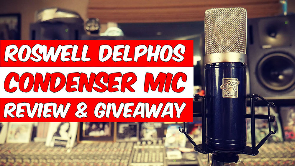Roswell Delphos Review & Giveaway_Mic