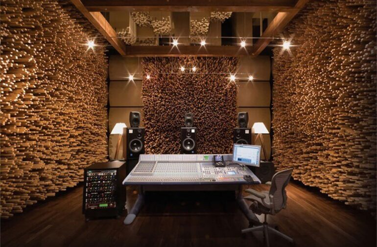 Breaking down acoustic treatment for home studios - Bedroom studio acoustic treatment ...
