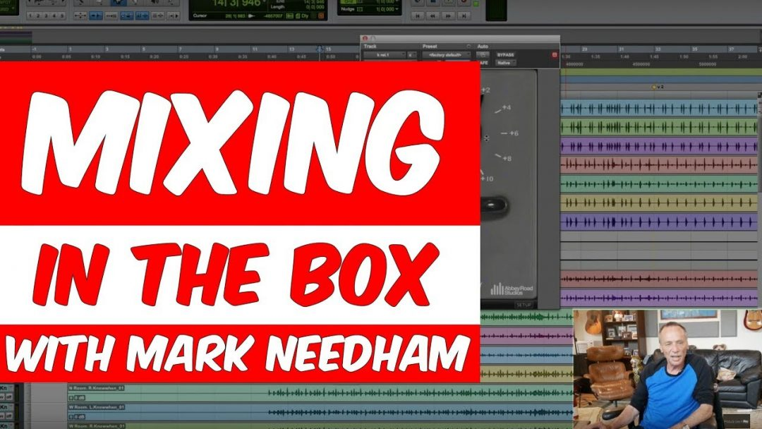 How to Mix Hit Songs in-the-box