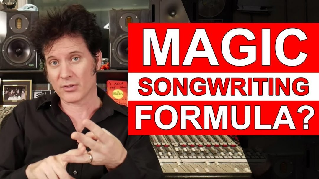magic songwriting formula