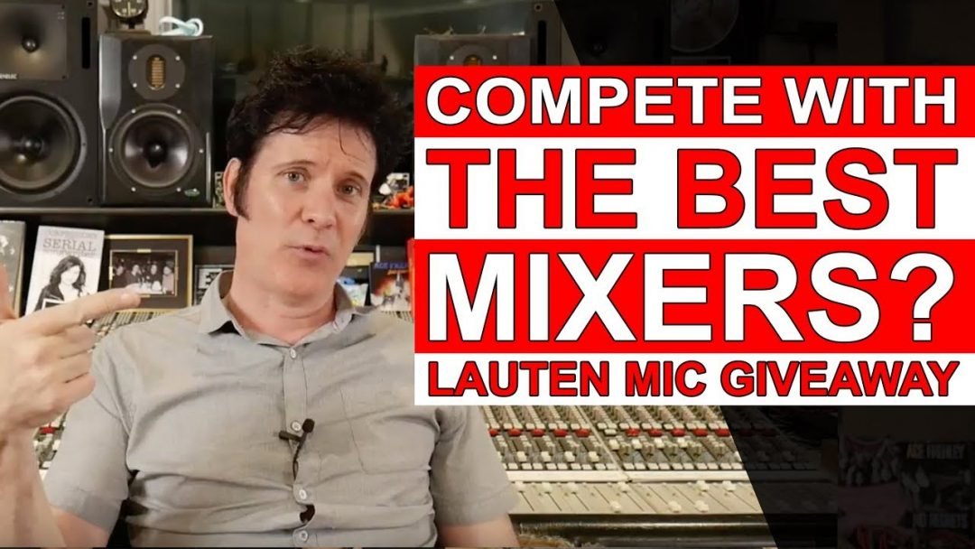 compete with the best mixers