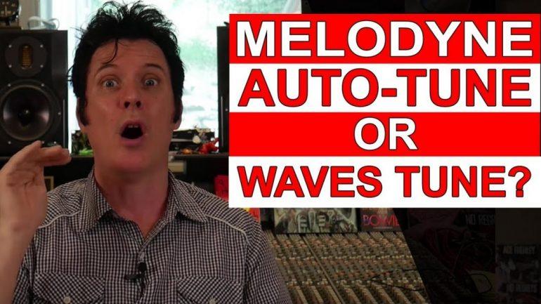 Melodyne, Waves Tune or Auto-Tune?   FAQ Friday
