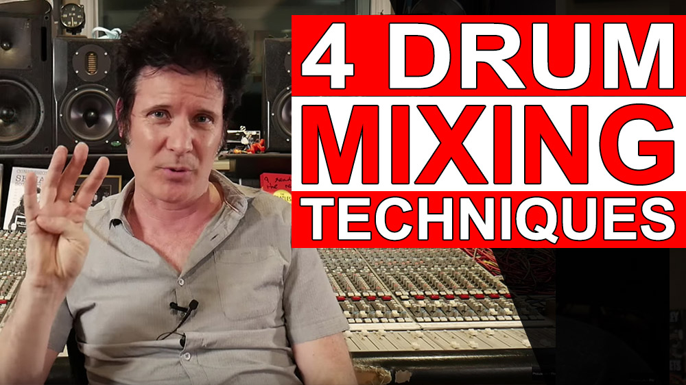 mixing drums