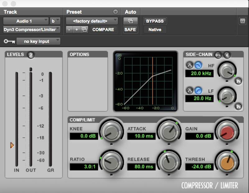 7 Stock Pro Tools Plugins Covering All the Basics - Produce