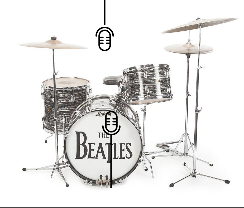 Classic studio techniques - Getting that early Beatles drum sound_1