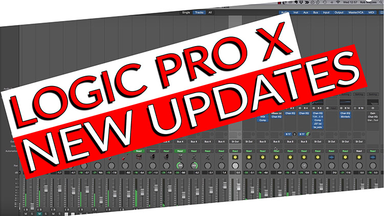 logic pro x new updates_