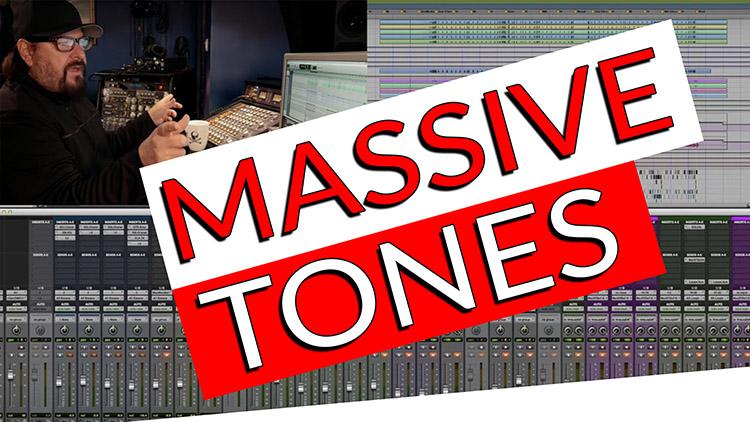massive tones_