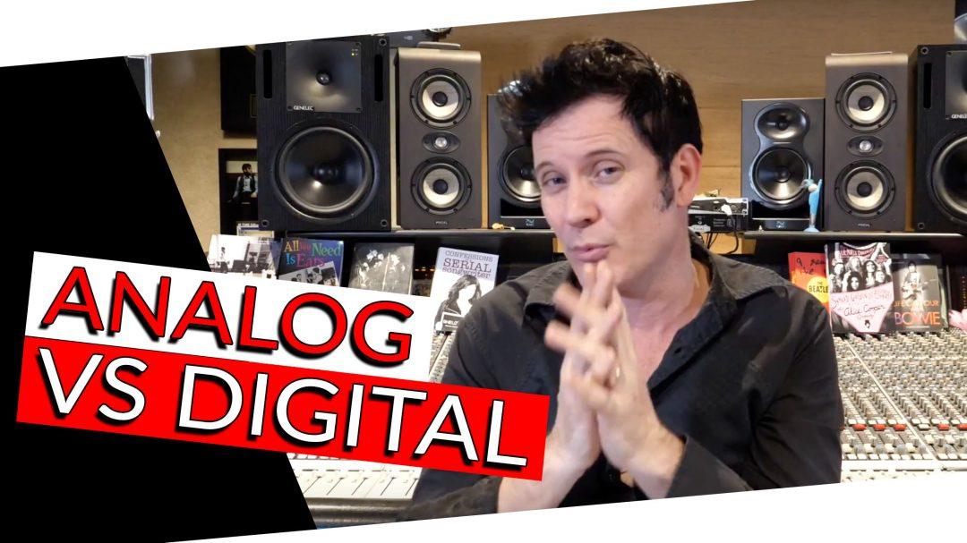 Analog vs digital Delays