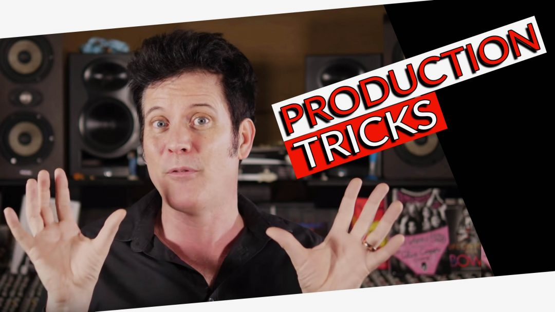 Music PRODUCTION TRICKS