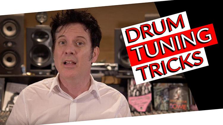 DRUM TUNING TRICKS -1