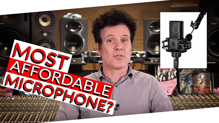 MOST AFFORDABLE MICROPHONE