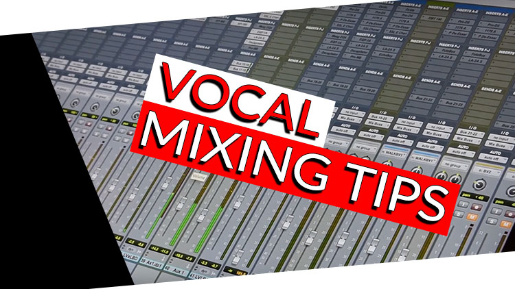 Mix Vocals Like The Pros (Learn the techniques of 4 Grammy Winners & Nominees)