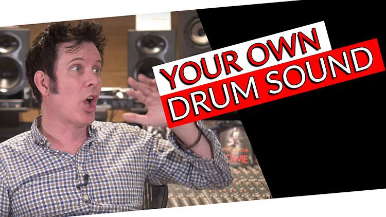 YOUR OWN DRUM SOUND-1
