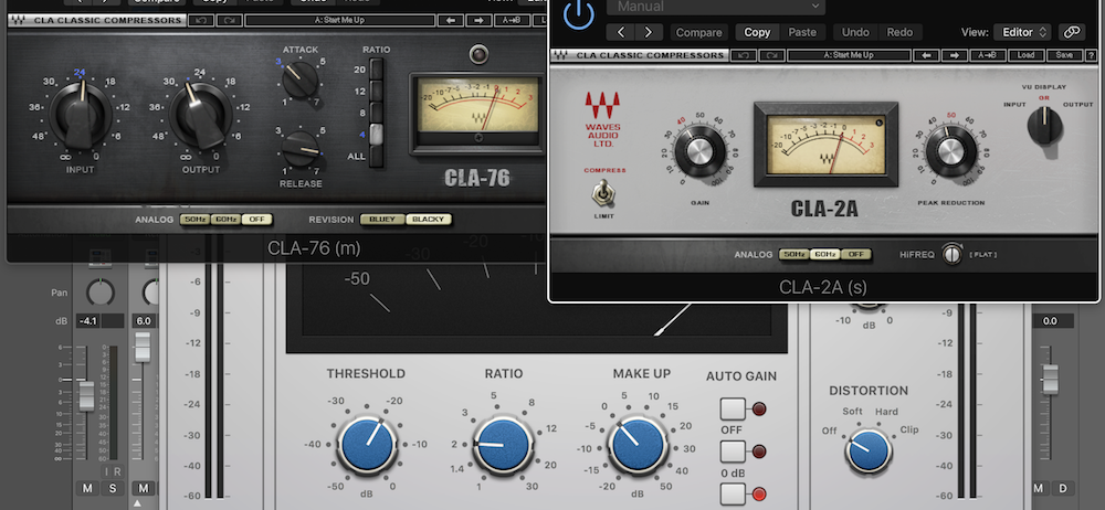 A Great Vocal Compressor Can Change How You Mix