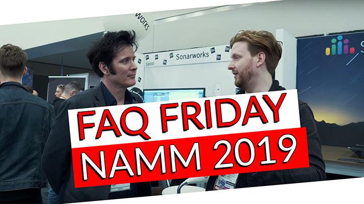 FAQ NAMM 2019-1