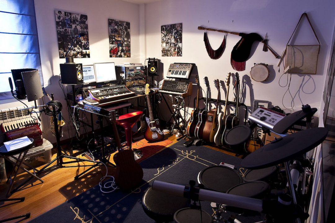 Home Studio Ideas Essential Equipment Considerations Produce Like A Pro