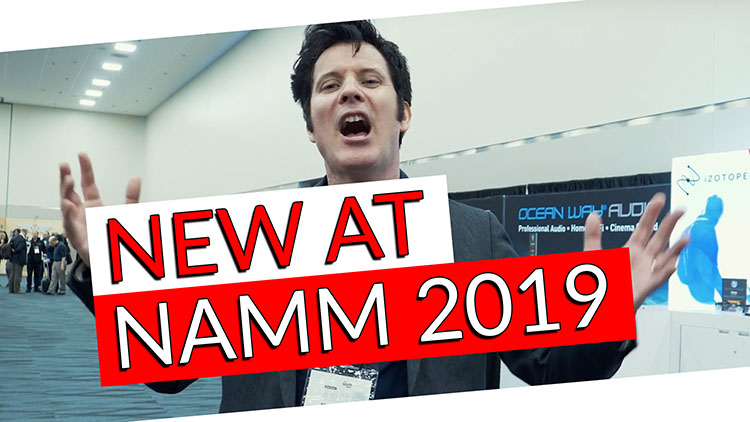 NEW AT NAMM 2019-1