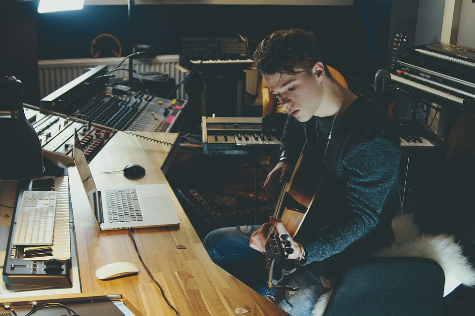 From Lyrics to Mixdown: How to Record a Song