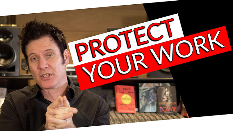 Protect your work -1