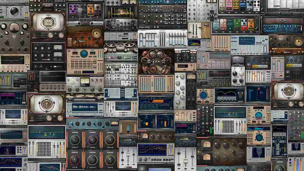 20 of the Top Waves Plugins for Mixing