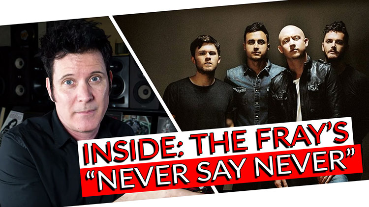 INSIDE THE FRAY NEVER SAY NEVER-1