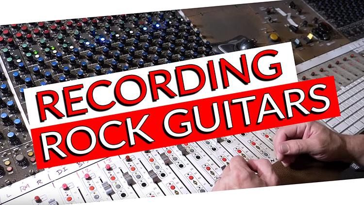 RECORDING ROCK GUITARS-1